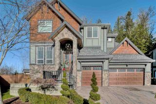 """Photo 1: 5938 162A Street in Surrey: Cloverdale BC House for sale in """"Bell Ridge"""" (Cloverdale)  : MLS®# R2449393"""