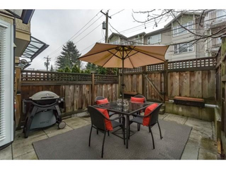 Photo 10: 2957 Laurel Street in Vancouver: Fairview VW Townhouse for sale (Vancouver West)  : MLS®# R2153422