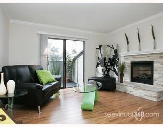 """Photo 2: 223 BALMORAL Place in Port_Moody: North Shore Pt Moody Townhouse for sale in """"BALMORAL PLACE"""" (Port Moody)  : MLS®# V775148"""