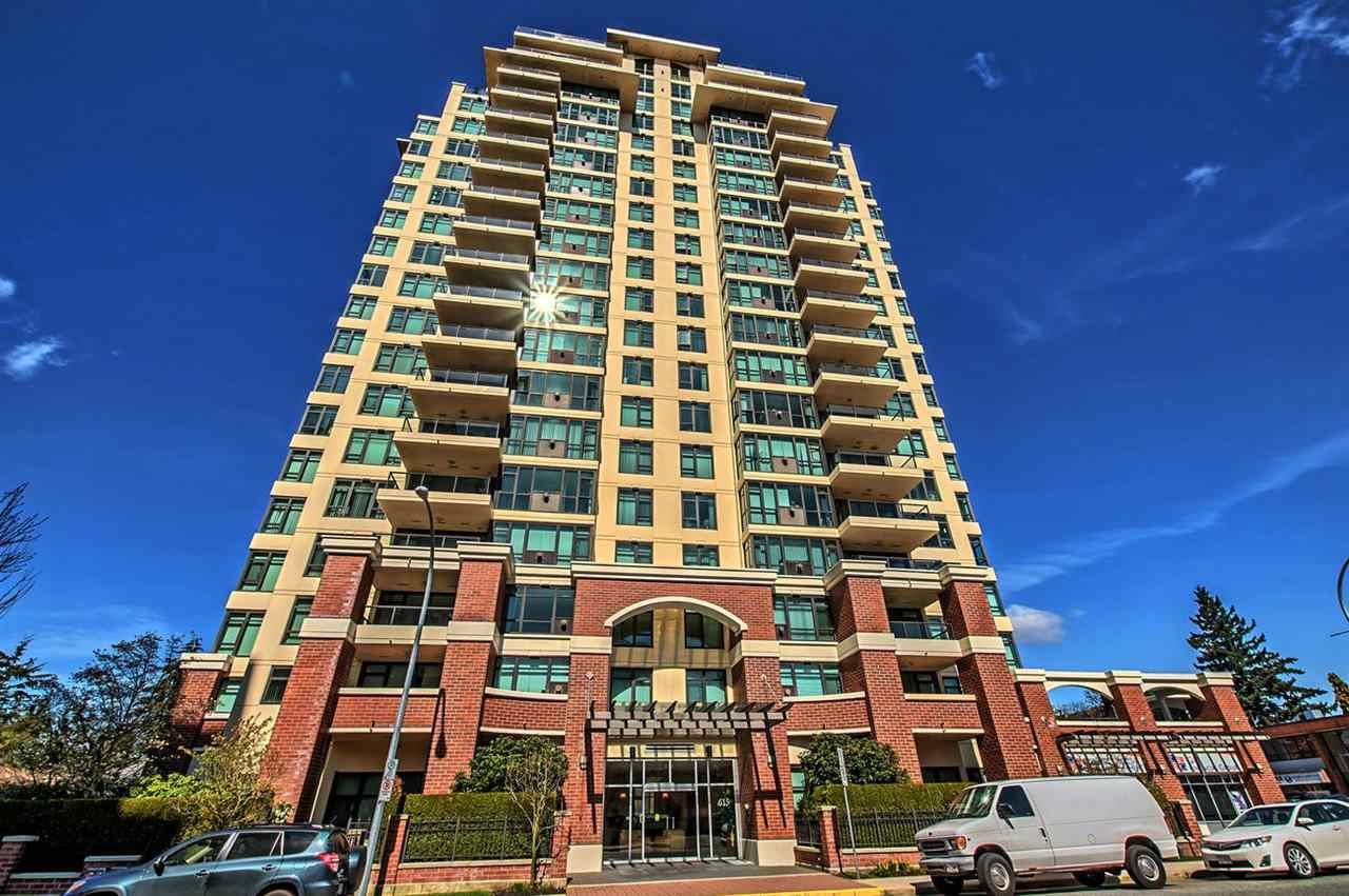 """Main Photo: 503 615 HAMILTON Street in New Westminster: Uptown NW Condo for sale in """"UPTOWN"""" : MLS®# R2325805"""