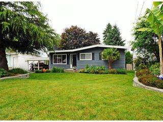 Photo 1: 34541 ETON Crescent in Abbotsford: Abbotsford East House for sale : MLS®# F1314264