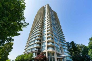 Photo 2: 2606 2133 DOUGLAS Road in Burnaby: Brentwood Park Condo for sale (Burnaby North)  : MLS®# R2410137
