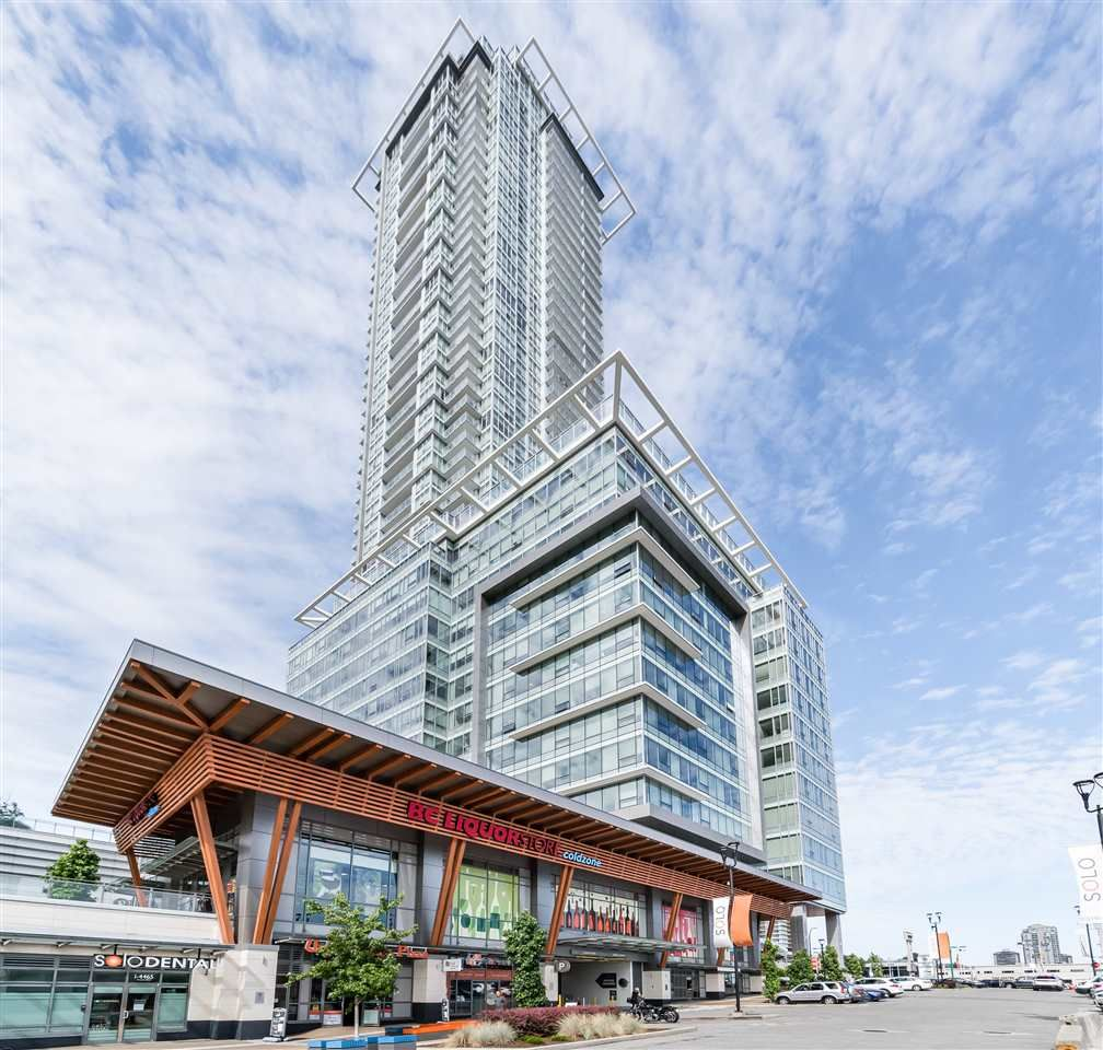 """Main Photo: 4301 4485 SKYLINE Drive in Burnaby: Brentwood Park Condo for sale in """"SOLO DISTRICT"""" (Burnaby North)  : MLS®# R2390443"""