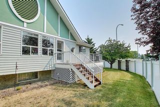 Photo 46: 20 1008 Woodside Way NW: Airdrie Row/Townhouse for sale : MLS®# A1133633