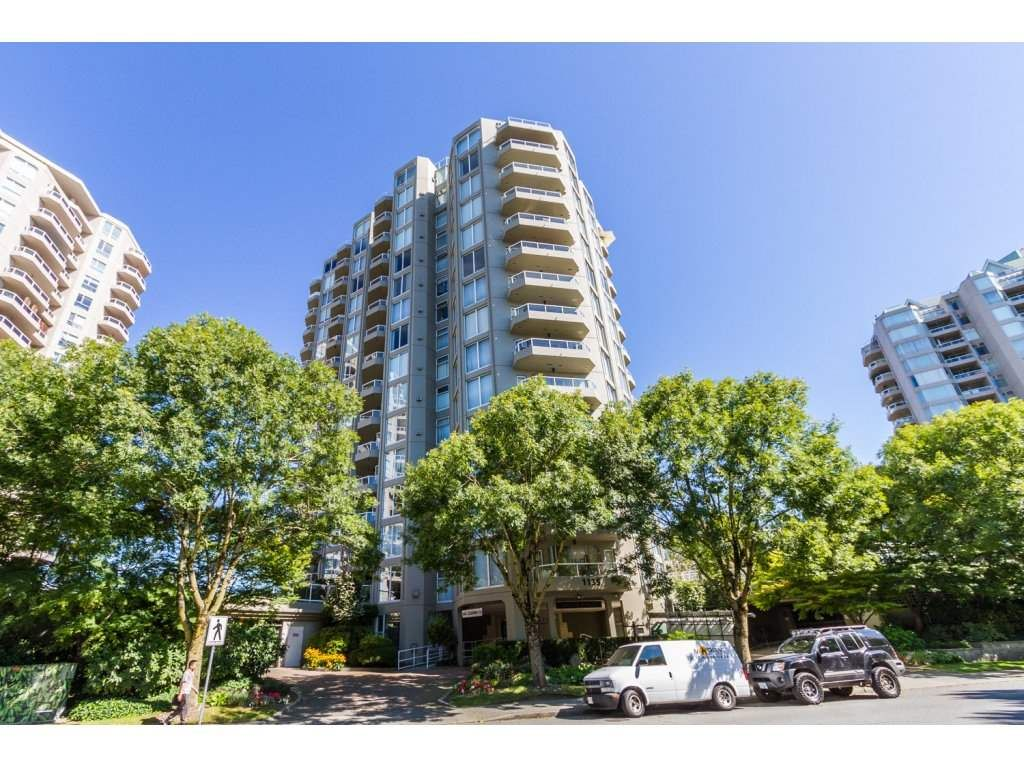 Main Photo: 501 1135 QUAYSIDE DRIVE in New Westminster: Quay Condo for sale : MLS®# R2101309
