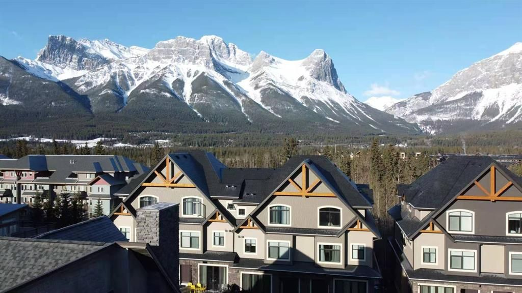 Main Photo: 6 108 Montane Road: Canmore Row/Townhouse for sale : MLS®# A1105848