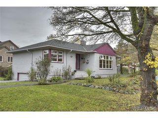 Photo 2: 3106 Balfour Ave in VICTORIA: Vi Burnside House for sale (Victoria)  : MLS®# 716627