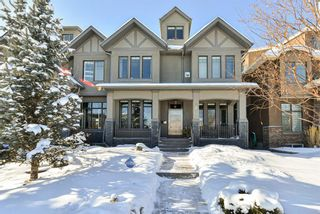 Photo 1: 2217 24A Street SW in Calgary: Richmond Semi Detached for sale : MLS®# A1069919