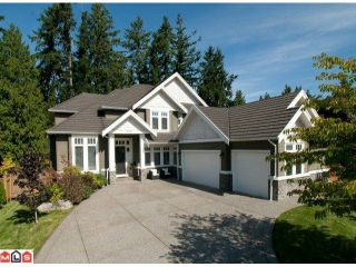 """Photo 1: 14473 33A Avenue in Surrey: Elgin Chantrell House for sale in """"ELGIN CREEK"""" (South Surrey White Rock)  : MLS®# F1124263"""