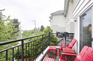 Photo 20: 212 1413 BRUNETTE AVENUE in Coquitlam: Maillardville Townhouse for sale : MLS®# R2465611