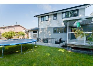 Photo 18: 3270 Portview Place in Vancouver: House for sale : MLS®# V1027253