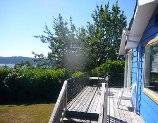 Photo 3: 638 N FLETCHER Road in Gibsons: Gibsons & Area House for sale (Sunshine Coast)  : MLS®# V739090