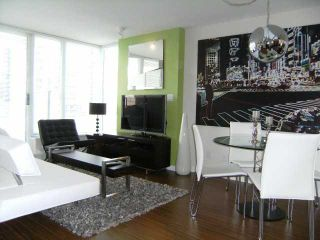 """Photo 1: 1107 689 ABBOTT Street in Vancouver: Downtown VW Condo for sale in """"ESPANA"""" (Vancouver West)  : MLS®# V817676"""