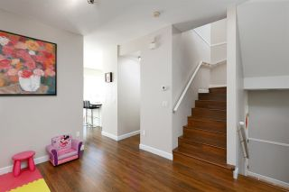 Photo 11: 112 3880 WESTMINSTER Highway in Richmond: Terra Nova Townhouse for sale : MLS®# R2199612