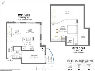 """Photo 13: 312 2001 WALL Street in Vancouver: Hastings Condo for sale in """"Cannery Row"""" (Vancouver East)  : MLS®# R2603404"""
