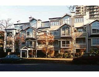 """Photo 1: 107 1465 COMOX Street in Vancouver: West End VW Condo for sale in """"BRIGHTON COURT"""" (Vancouver West)  : MLS®# V655109"""