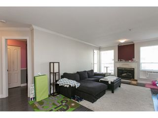 """Photo 3: 313 33728 KING Road in Abbotsford: Poplar Condo for sale in """"College Park Place"""" : MLS®# R2107652"""