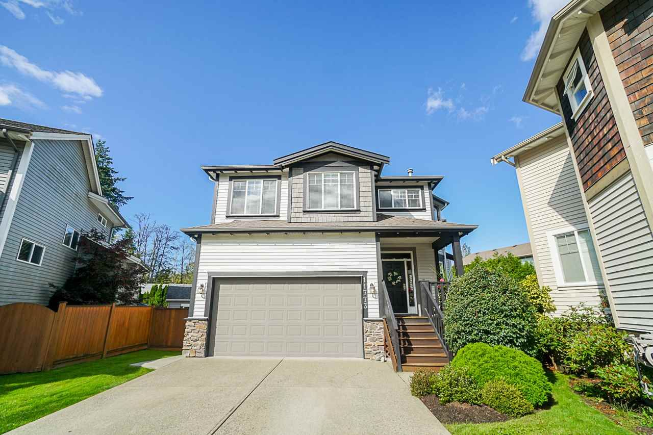 """Main Photo: 11773 237A Street in Maple Ridge: Cottonwood MR House for sale in """"ROCKWELL PARK"""" : MLS®# R2408873"""
