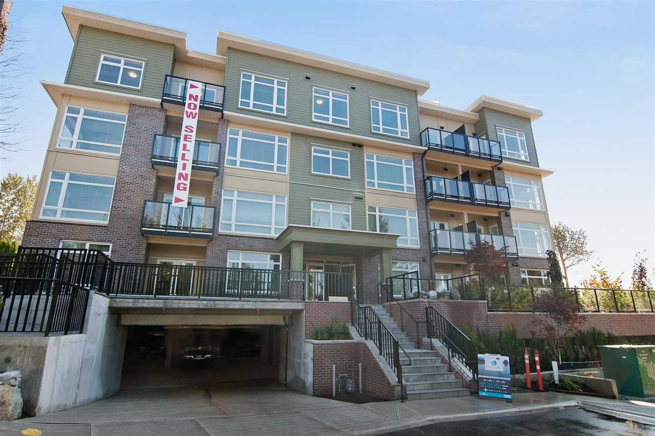Main Photo: 306 11566 224 STREET in Maple Ridge: East Central Condo for sale : MLS®# R2077846