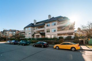"Photo 1: 205 1618 GRANT Avenue in Port Coquitlam: Glenwood PQ Condo for sale in ""Wedgewood Manor"" : MLS®# R2422758"