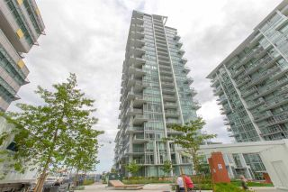 """Photo 1: 1401 258 NELSON'S Court in New Westminster: Sapperton Condo for sale in """"THE COLUMBIA"""" : MLS®# R2594061"""