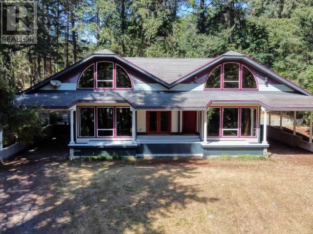 Main Photo: 9374 STITTLE ROAD in Powell River: House for sale : MLS®# 16013