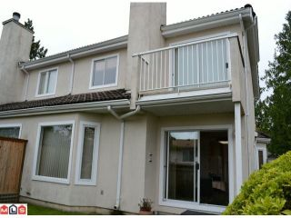 """Photo 7: 1 10062 154TH Street in SURREY: Guildford Townhouse for sale in """"WOODLAND GROVE"""" (North Surrey)  : MLS®# F1215581"""