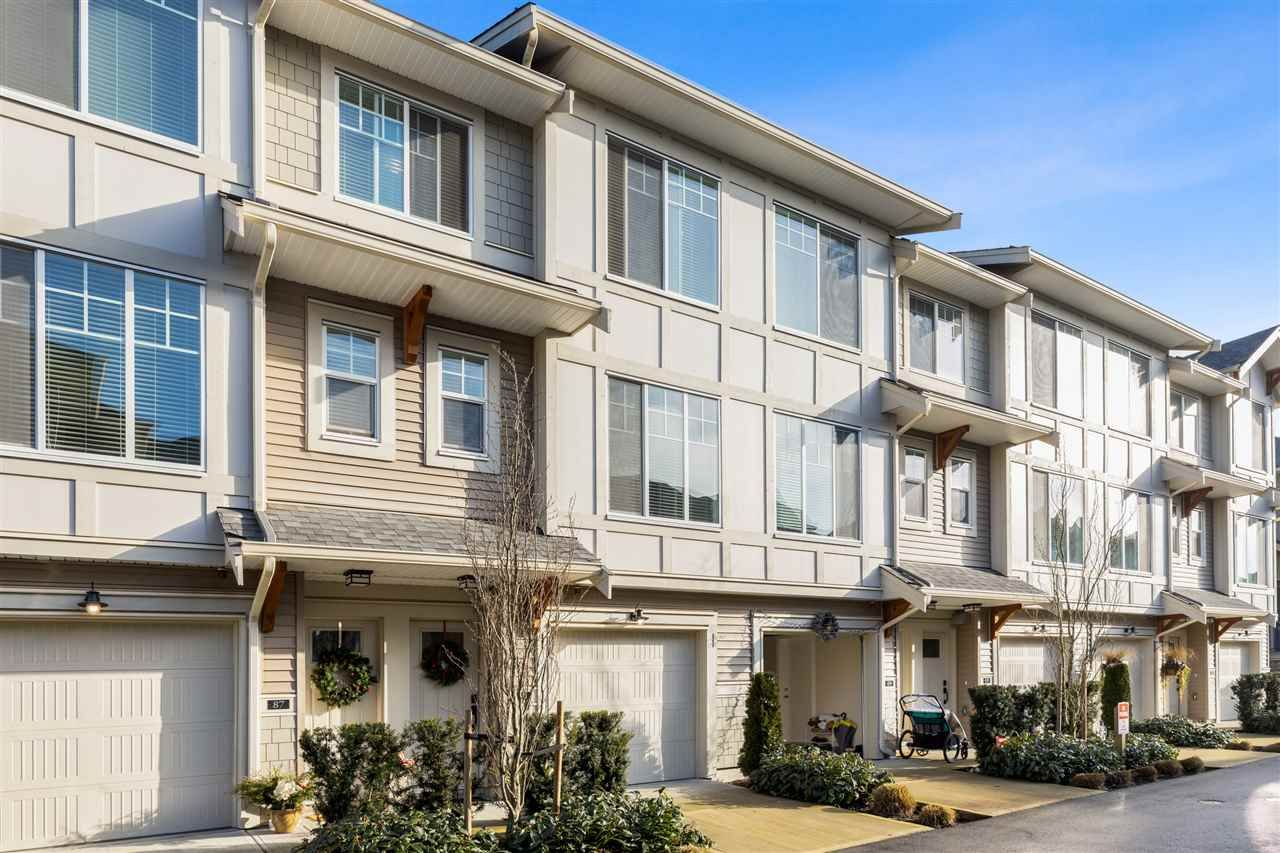 """Main Photo: 88 20498 82 Avenue in Langley: Willoughby Heights Townhouse for sale in """"GABRIOLA PARK"""" : MLS®# R2530220"""