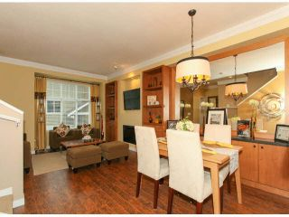 """Photo 5: 2 3009 156TH Street in Surrey: Grandview Surrey Townhouse for sale in """"KALLISTO"""" (South Surrey White Rock)  : MLS®# F1327261"""