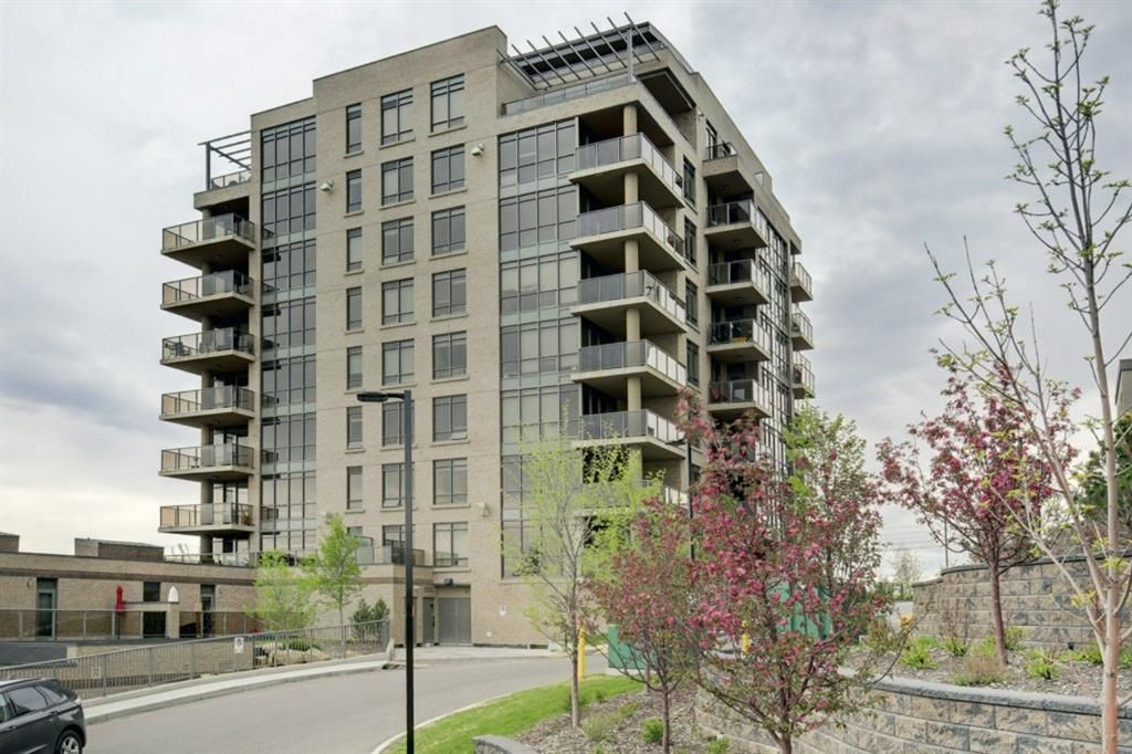 Main Photo: 702 10 SHAWNEE Hill SW in Calgary: Shawnee Slopes Apartment for sale : MLS®# A1113800