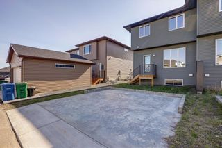 Photo 33: 27 RAVENSTERN Point SE: Airdrie Semi Detached for sale : MLS®# C4286899