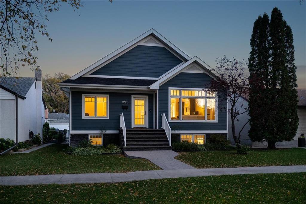 Main Photo: 1228 Fleet Avenue in Winnipeg: Crescentwood Residential for sale (1Bw)  : MLS®# 202123631