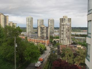 "Photo 14: 701 121 TENTH Street in New Westminster: Uptown NW Condo for sale in ""VISTA ROYALE"" : MLS®# R2164258"