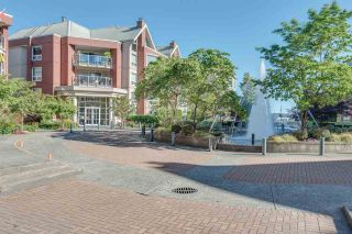 """Photo 1: 402 1220 QUAYSIDE Drive in New Westminster: Quay Condo for sale in """"Tiffany Shores"""" : MLS®# R2334252"""