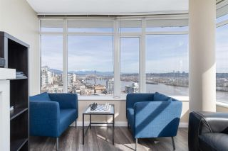 Photo 3: 3002 888 CARNARVON Street in New Westminster: Downtown NW Condo for sale : MLS®# R2551239