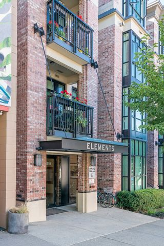 """Photo 1: 218 2515 ONTARIO Street in Vancouver: Mount Pleasant VW Condo for sale in """"ELEMENTS"""" (Vancouver West)  : MLS®# R2200404"""