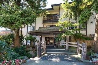 "Photo 2: 103 330 CEDAR Street in New Westminster: Sapperton Condo for sale in ""Crestwood Cedars"" : MLS®# R2101856"