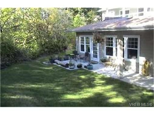 Main Photo:  in VICTORIA: VR Six Mile Row/Townhouse for sale (View Royal)  : MLS®# 419844