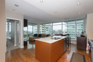 """Photo 2: 1503 7371 WESTMINSTER Highway in Richmond: Brighouse Condo for sale in """"Lotus"""" : MLS®# R2135677"""