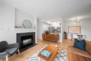 """Photo 3: 103 228 E 14TH Avenue in Vancouver: Mount Pleasant VE Condo for sale in """"DeVa"""" (Vancouver East)  : MLS®# R2576443"""