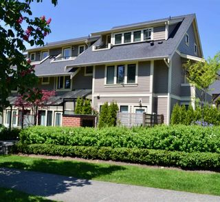 """Photo 1: 1787 NAPIER Street in Vancouver: Grandview VE Townhouse for sale in """"ROBERTSON PLACE"""" (Vancouver East)  : MLS®# R2171675"""