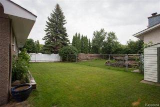 Photo 19: 11 Ranch Road in Winnipeg: North Kildonan Residential for sale (3G)  : MLS®# 1721441