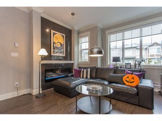 """Photo 10: 104 10151 240 Street in Maple Ridge: Albion Townhouse for sale in """"ALBION STATION"""" : MLS®# R2215867"""
