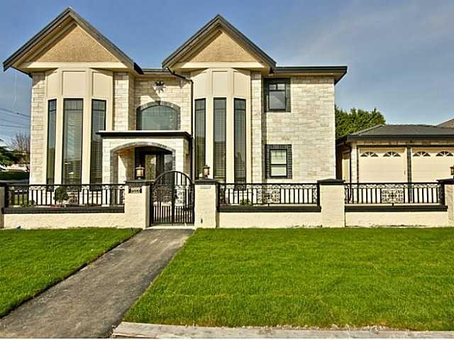 "Photo 1: Photos: 8899 CARRICK Road in Richmond: Lackner House for sale in ""LACKNER"" : MLS®# V1038368"