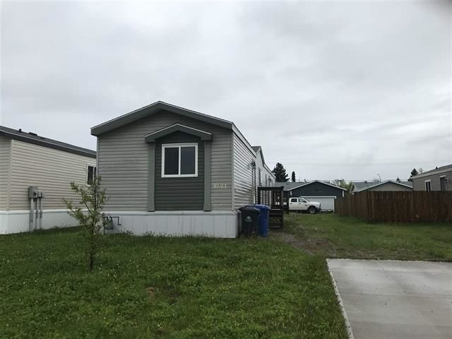 Main Photo: 8101 85A Avenue in Fort St. John: Fort St. John - City SE Manufactured Home for sale (Fort St. John (Zone 60))  : MLS®# R2559415