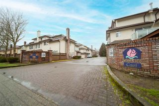 Main Photo: 25 8711 GENERAL CURRIE Road in Richmond: Brighouse South Townhouse for sale : MLS®# R2539722