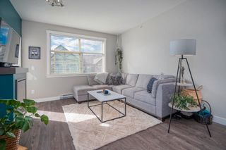 """Photo 2: 407 19936 56 Avenue in Langley: Langley City Condo for sale in """"Bearing Pointe"""" : MLS®# R2616051"""