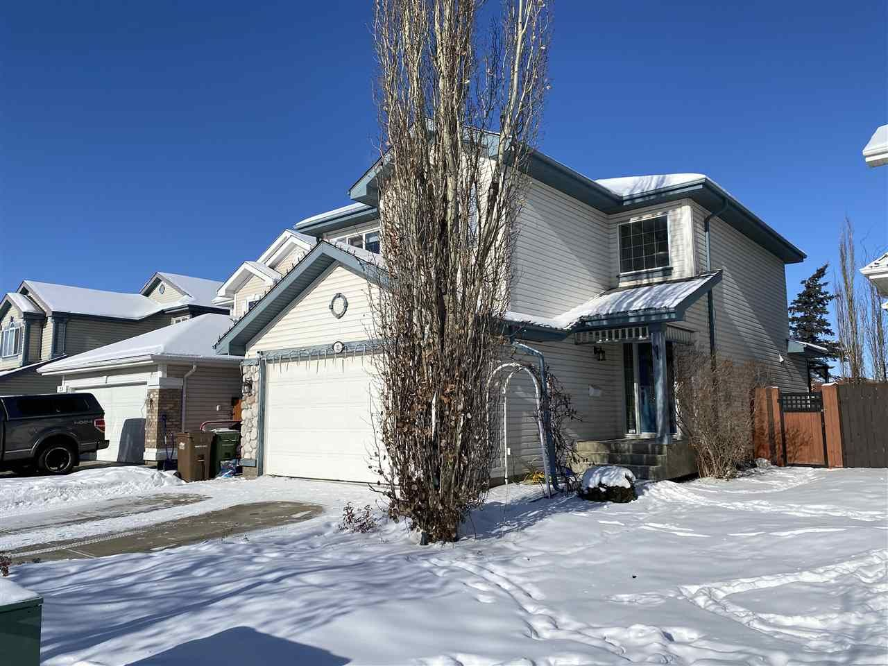 Main Photo: 22 DOUCETTE Place NW: St. Albert House for sale : MLS®# E4228372