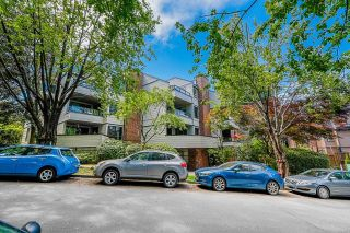 Photo 1: 205 1575 BALSAM Street in Vancouver: Kitsilano Condo for sale (Vancouver West)  : MLS®# R2606434