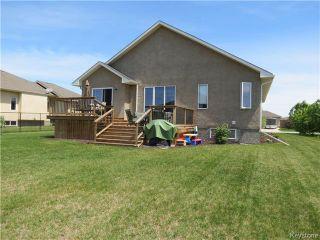 Photo 17: 54 settlers Trail in LORETTE: Dufresne / Landmark / Lorette / Ste. Genevieve Residential for sale (Winnipeg area)  : MLS®# 1413926